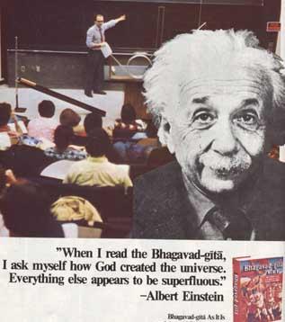 Vedic Scripts, wisdom and facts - Page 2 Einstein